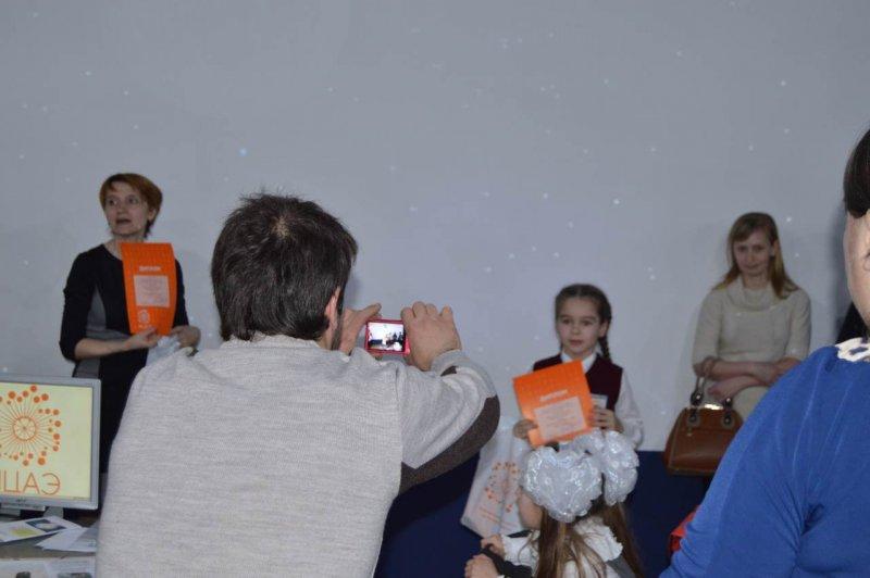 Фото к Декоративные кролики, улитка ахатина и семена из космоса: в ИЦАЭ Воронежа завершился конкурс исследовательских работ