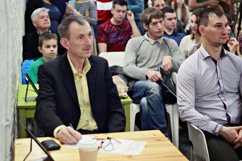 Фото к В Ростове-на-Дону открылся фестиваль популярной науки КСТАТИ