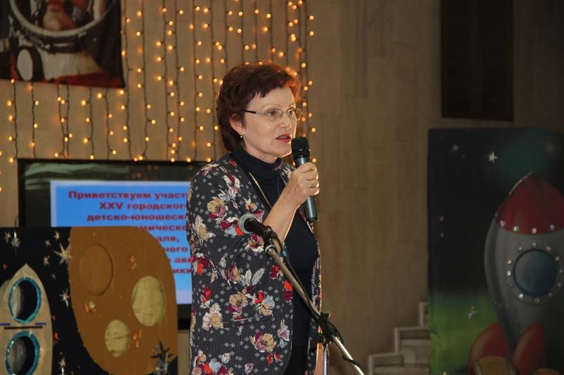 Фото к В Ульяновске завершился XXV городской детско-юношеский аэрокосмический фестиваль
