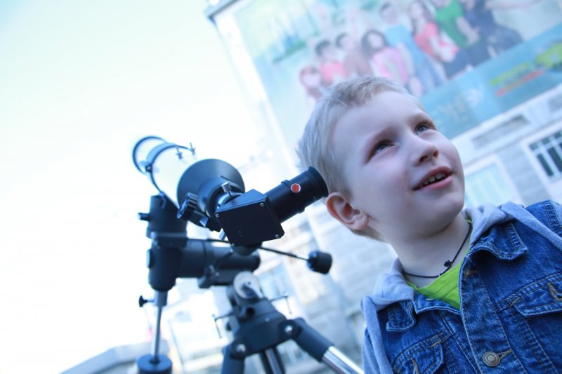 Фото к День открытой астрономии: горожане посмотрели на звезды вместе с ИЦАЭ Екатеринбурга