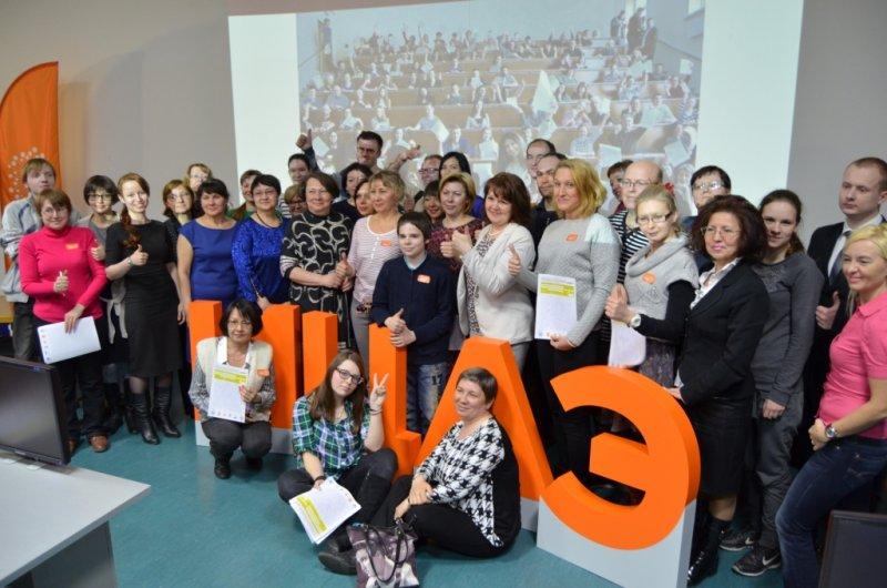 Фото к «Смоленские соловьи и костромские менестрели»: в России написали Тотальный диктант