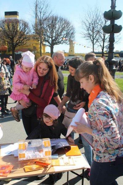 Фото к Ледоколы, наука, позитив. В Петербурге прошел третий Фестиваль ледоколов