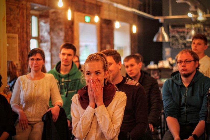 Фото к «Разберем на атомы»:  в Челябинске состоялось юбилейное ток-шоу