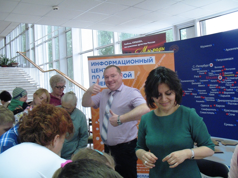 Фото к Курочка Ряба на новый лад, или зачем Колобку Ватрушка: во Владимире прошел детский фестиваль «Бу!фест»