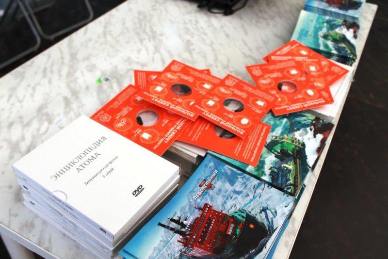 Фото к Образовательную площадку ИЦАЭ Ростова-на-Дону во Всероссийском детском центре «Смена» посетили более 800 человек