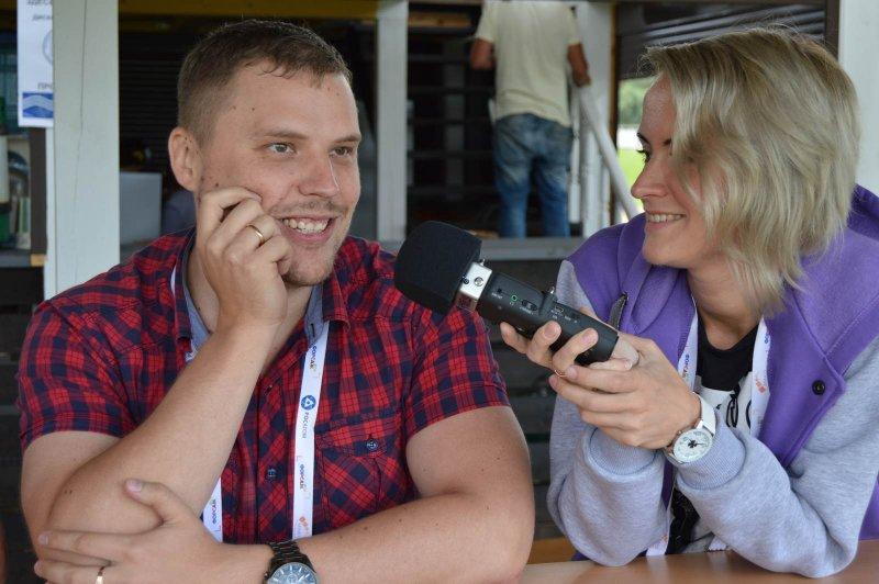 Фото к В Калужской области стартовал Международный форум молодых энергетиков и промышленников «Форсаж»