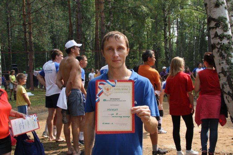Фото к В студенческом лагере «Ждановец» прошел XIV Фестиваль дружбы атомных предприятий