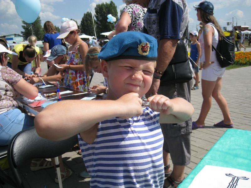 Фото к 3D-оружие своими руками: ИЦАЭ Ульяновска на Дне десантника