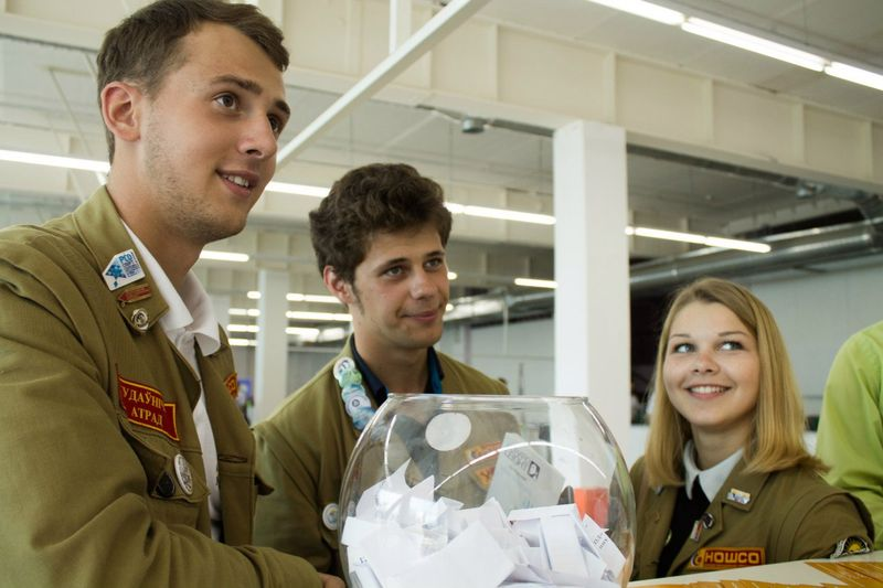 Фото к От настольных игр до чтения мыслей: в Челябинске прошел IV конкурс профмастерства в стройкомплексе атомной отрасли.
