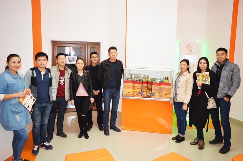Фото к Будущие атомщики Казахстана узнали о технологиях ИЦАЭ