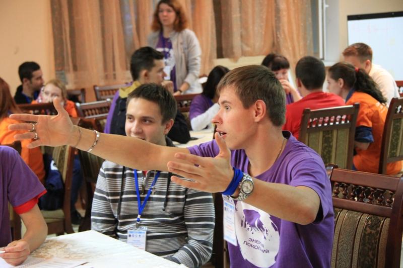 Фото к «Энергия поколений»: ИЦАЭ Ульяновска на отраслевом форуме