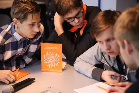 Фото к В Минске стартовала серия игр «Знания+Умение=Успех»