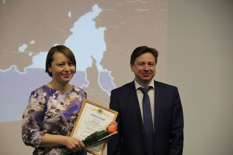 Фото к В обновленном ИЦАЭ Ульяновска собрались лучшие инженеры области