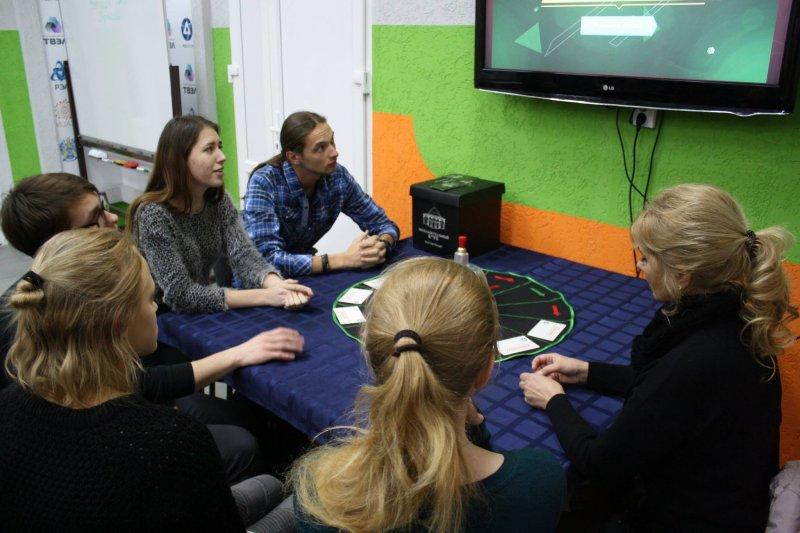 Фото к В Калининграде открылось «Научное антикафе»