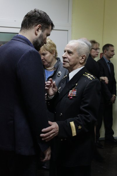 Фото к В Санкт-Петербурге прошли соревнования по судомоделированию
