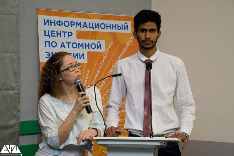 Фото к В ИЦАЭ Ростова-на-Дону обсудили энергию будущего