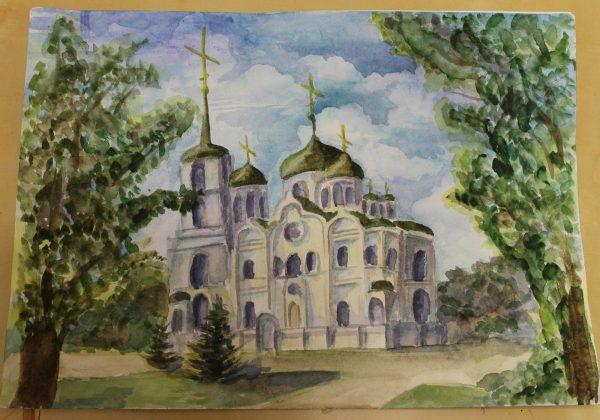Милана Шарпф, 14 лет, Новосибирск