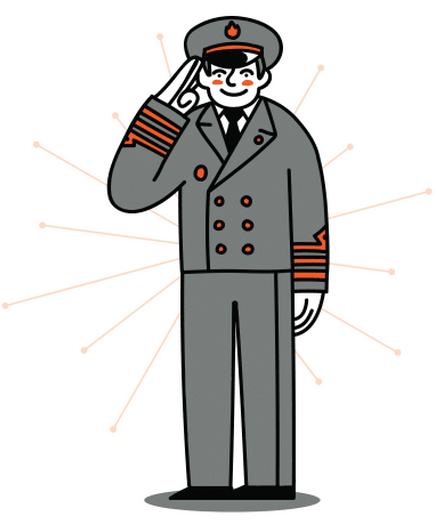 Капитан атомного ледокола