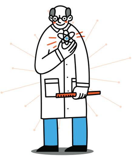 Ученый-физик